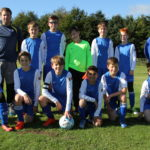 Oct 2016: U13s Blues