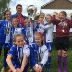May 2016: U10s Girls at York RI Gala