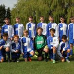 May 2017: U13s take part in the Blackpool Tournament