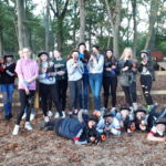 Oct 2018: U14s Girls Team Bonding at Stockeld Park Laser Adventure